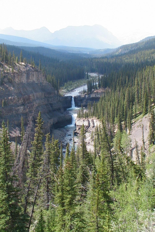 bighorn river crescent falls