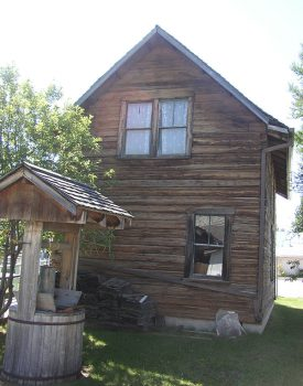 Sundre Pioneer Museum Featuring the Chester Mjolsness World of Wildlife Exhibit