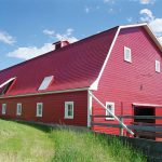 barn on highway 22